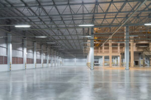 factory floor painting